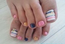Nail Art: Pedicure Edition / by A L