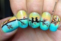 Nail Art: Spring Edition