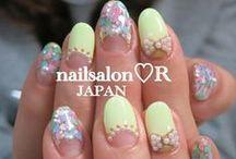 Nail Art: Formal Edition / nails nails nails