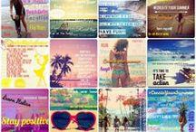 BIKINI SERIES VISION BOARD #createyoursummer / For the best summer of my life!