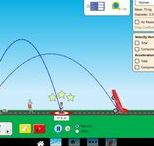 Fun Physics Educational Games and Simulations