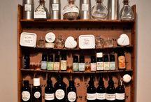 Herbs, Chakras, & Oils