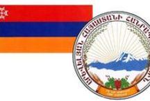 Amenian Flags Symbols