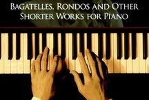 Books of Piano and Classical Music