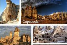 Cappadocia,Kapadokya,Turkey