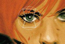 Natasha Romanoff / Black Widow. My Queen.  / by malyree marvel hancock