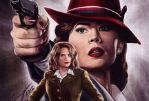 Agent Peggy Carter / you either love Peggy Carter, or you're wrong / by malyree marvel hancock