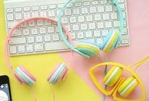 Accesories - Headbands/Hats/Hair accesories/Headphones