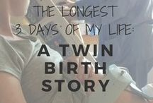 Twins :: Birth / twin birth stories, advice for twin birth