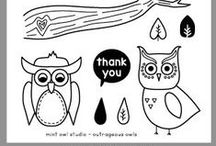Outrageous Owls