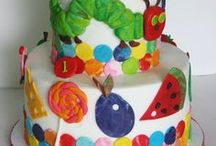 Party :: Hungry Caterpillar / Very Hungry Caterpillar themed birthday party ideas