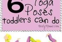 Toddlers :: Movement / ideas for getting toddlers moving