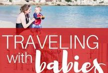 Baby :: Travel / tips, tricks, and advice for traveling with babies