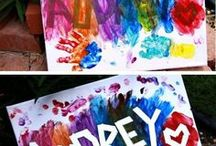 Toddlers :: Painting / ideas for painting with toddlers