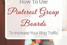 Blogging :: Pinterest
