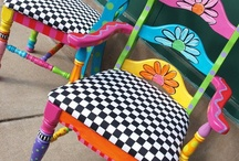 VG Chairs / by The House of van Gogh