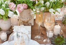 table settings / by Elize Nel