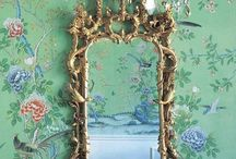 Frames & Mirrors / Frames & Mirrors for inspiration.