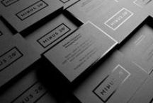 1 - Identity / Branding and Identity we find inspiring / by Sevenality