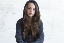 Celebrities: Child Models / by Sammi Davenport