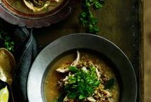 Food // Soups, stews etc. / Healthy, wholesome and real.