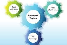 Software Automation Testing on Cloud / Test automation is said to be the use of software/tool to manage the execution of tests, the comparison of real results to anticipated results, the setting up of test preconditions, and other test control and test reporting functions.