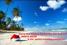 Travel with MANTA WEAR! / MANTA WEAR, the world's most comfortable clothing, made from 1OO% cotton. Wear it for travel, yoga, Retreats and just plain relaxation.