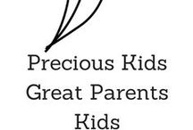 PKGP Kids / Things for kids! / by Precious Kids Great Parents