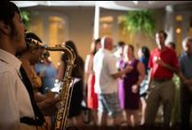 Jazz on Jackson Place / A summer concert series in the tented courtyard of the Decatur House featuring music  from bands of local and international acclaim. In addition to great music, tasty hors d'oeuvres, libations and tours of the Decatur House.