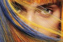 Colore / Tinte, nuance e stupore! #capellicolorati #hairartitaly