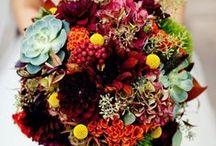 Fall/Autumn Wedding Ideas / Wonderful wedding inspiration for the harvest season...