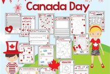 Canada Day / Canada Day Activities and Resources