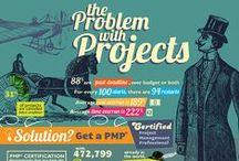 PM infografiki   PM infographics / project management - wyjątkowe infografiki