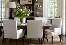 Dining Room / inspiration for the dining area