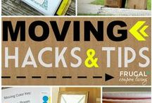Moving & Packing Advice / Moving to a new home? Need something delivered or stored? Find helpful tips, ideas and services to help make your move go as smoothly as possible! Plus home organization tips and ideas!