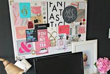 tablica inspiracji   inspiration board