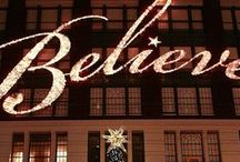 'Tis the Season in NYC! / There's nothing more magical than New York City during Christmas!