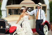 Inspiration Gatsby Wedding