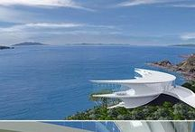 Amazing Homes / A display of some majestic homes from around the world
