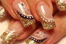 Nail Arts / Nail Art Designs,Nail Arts,Nail Arts Photos,Nail Arts Images,Beautiful Makeup Nail Tips @ http://heartjohn.com/
