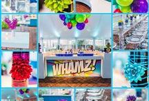 Bat-Mitzvah at Decatur House / An award winning event by an amazing team including designer Magnolia Bluebird design & events, Decatur House preferred vendors Sugarplum Tent Company, Occasions Catering and Rodney Bailey Photography.