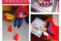 Valentine's Day / Valentine's Day Craft ideas, activities, games for kids.
