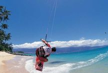 kiteboarding is art / kiteboarding, kitesurfing