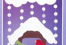 ptáci v zimě