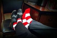 "Rock the Socks!! / Support RMHCNJ ""Rock the Socks"" campaign!! Get your socks at either of our locations in Long Branch or New Brunswick, or call us at 732-222-8755 and Rock the Socks today!!"