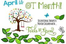 OT Month / April is OT month!
