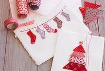 cards / homemade christmascards