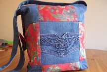 bags / homemade bags