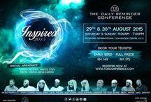 TDR Conference Inspired