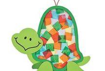 želvy